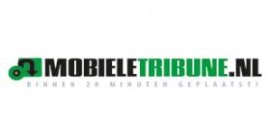 Mobiele tribune verhuur